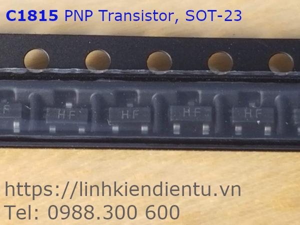 2SC1815-HF SOT-23 PNP Transistor
