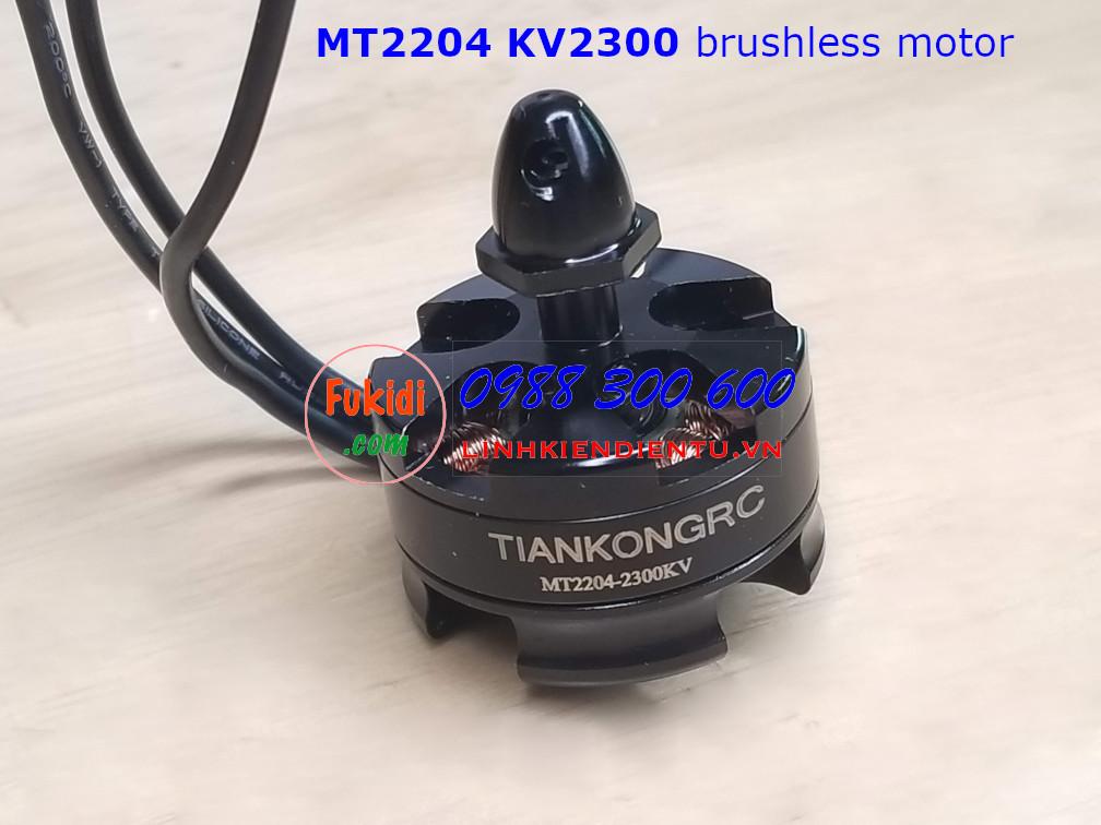 Động cơ điện không chổi than MT2204 KV2300